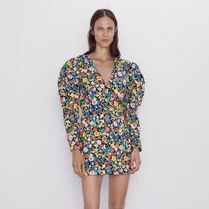 HOST PICK✨ Zara   puff sleeve dress